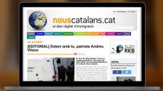 Editorial publicado hoy por la Fundación Nous Catalans, sobre la detención de su tesorero