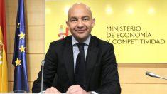 El ex secretario de Estado de Comercio y presidente de AENA, Jaime García-Legaz. (Foto: EFE)