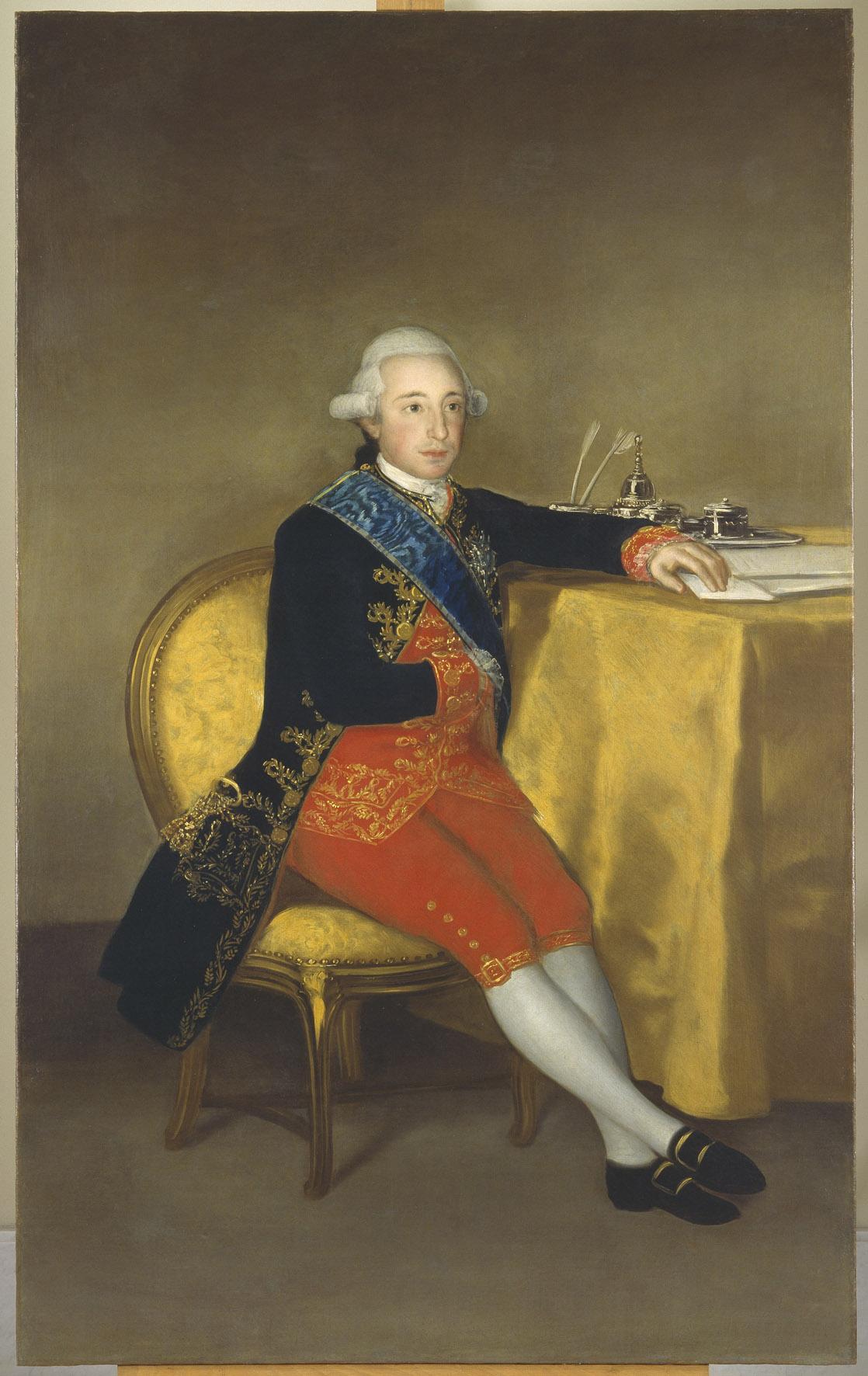 Goya-retratos