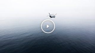 Imagen de archivo de un helicóptero (Foto: Getty)