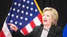 Hillary Clinton trata de re-encontrar su lugar ante la elección del candidato demócrata a las elecciones (Foto: Getty)