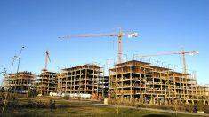 Viviendas en construcción (Foto: GETTY).