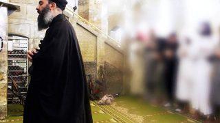 Abu Bakr al-Baghdadi, líder del Estado Islámico (Foto: Getty)