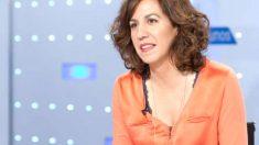 Irene Lozano durante una entrevista.