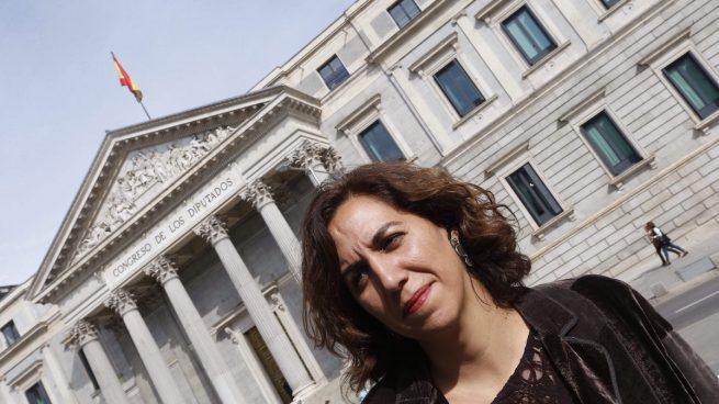 Irene Lozano, número 4 del PSOE al Congreso por Madrid. (Foto: Efe)