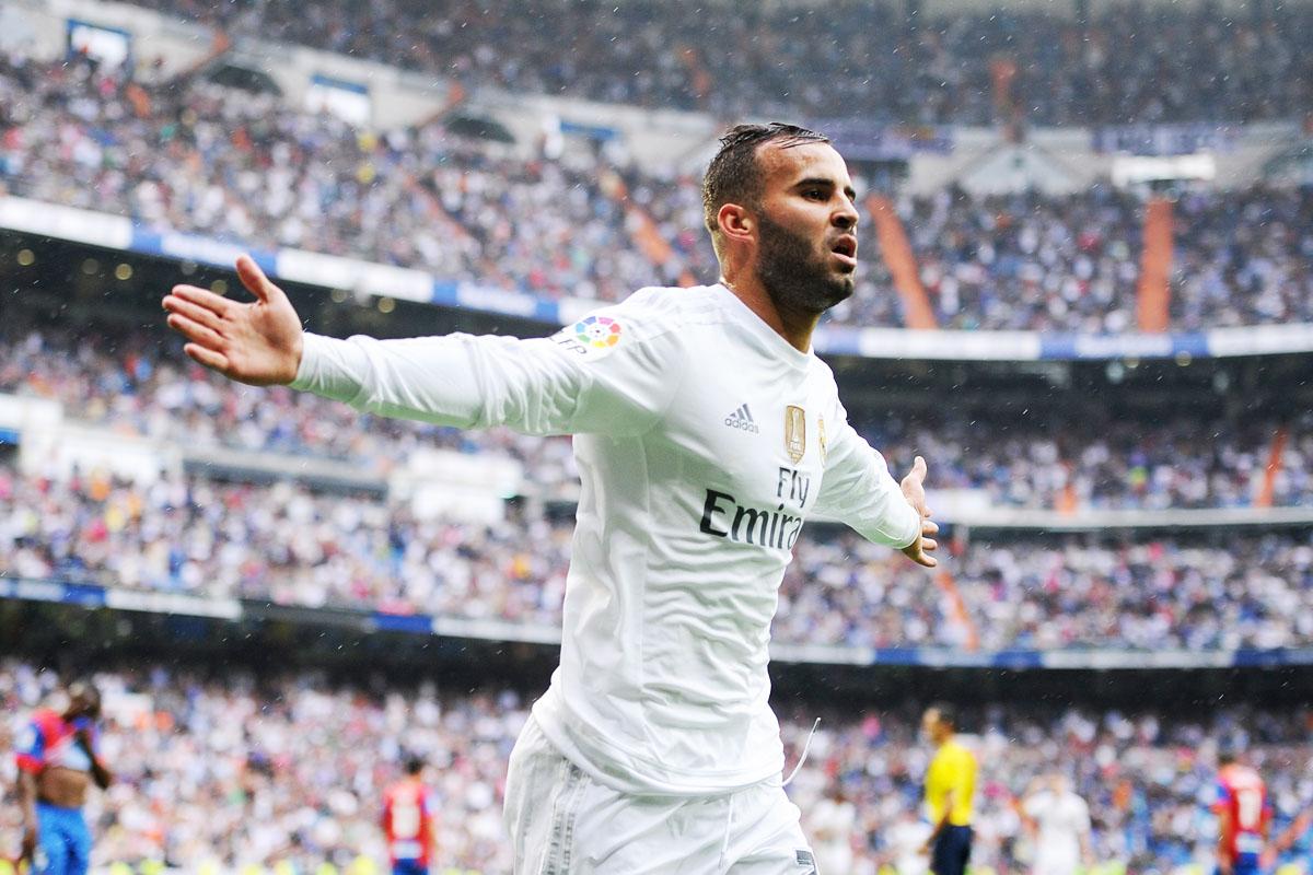 Jesé combinó bien con Cristiano Ronaldo e hizo el segundo gol (Foto: Getty)