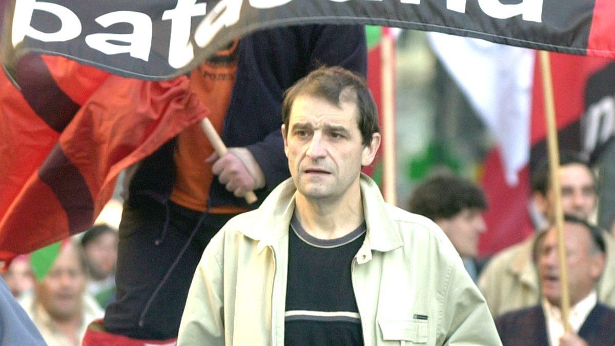 Josu Ternera, jefe de ETA, en una imagen de archivo. (Foto: EFE)