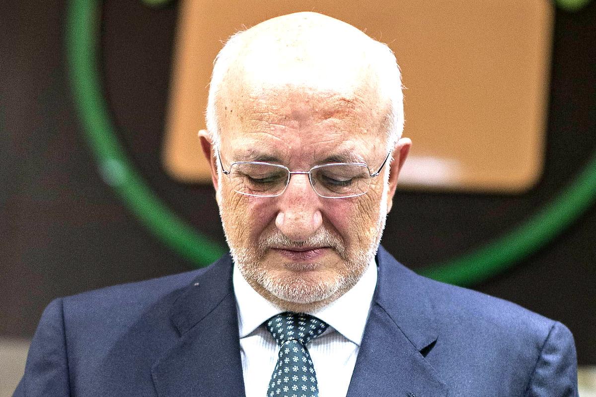 El presidente de Mercadona, Juan Roig. (Foto: EFE)