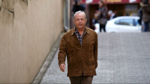 El juez Castro entrando en los juzgados de Palma (Foto: GETTY).