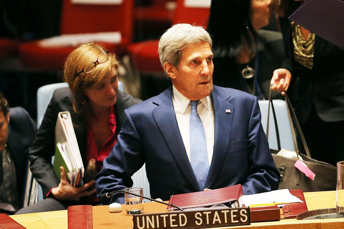 John Kerry, secretario de Estado de los EE UU, visitará Madrid el próximo fin de semana (Foto: Getty)