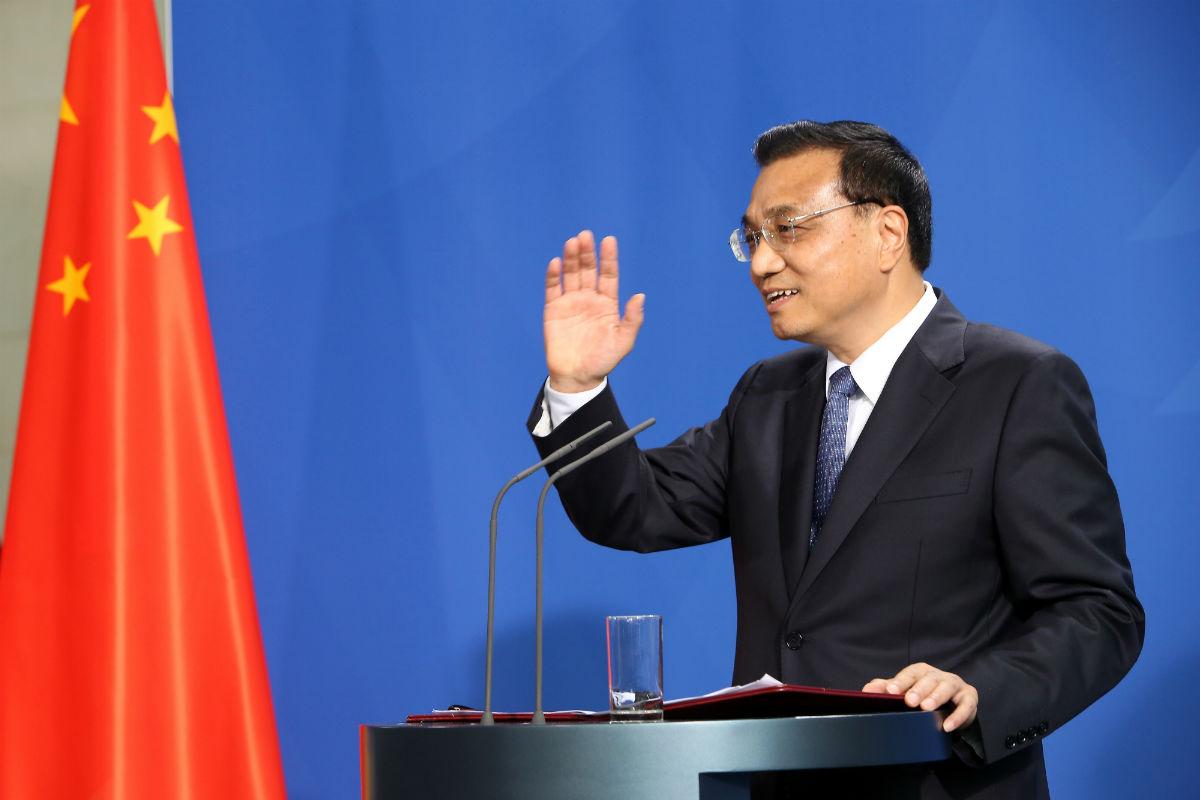 El primer ministro chino, Li Keqiang (Foto: GETTY).
