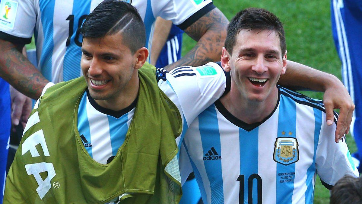 Messi y Agüero pueden no jugar la Copa América con Argentina.