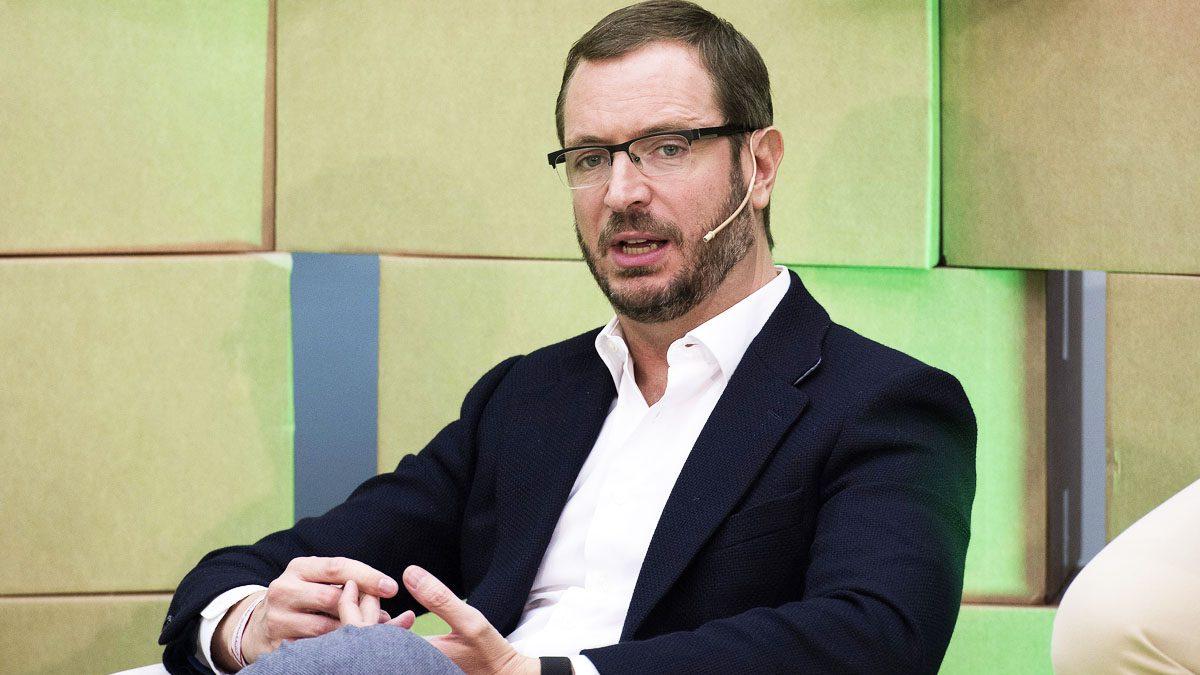 Javier Maroto, vicesecretario general de Acción Sectorial del PP
