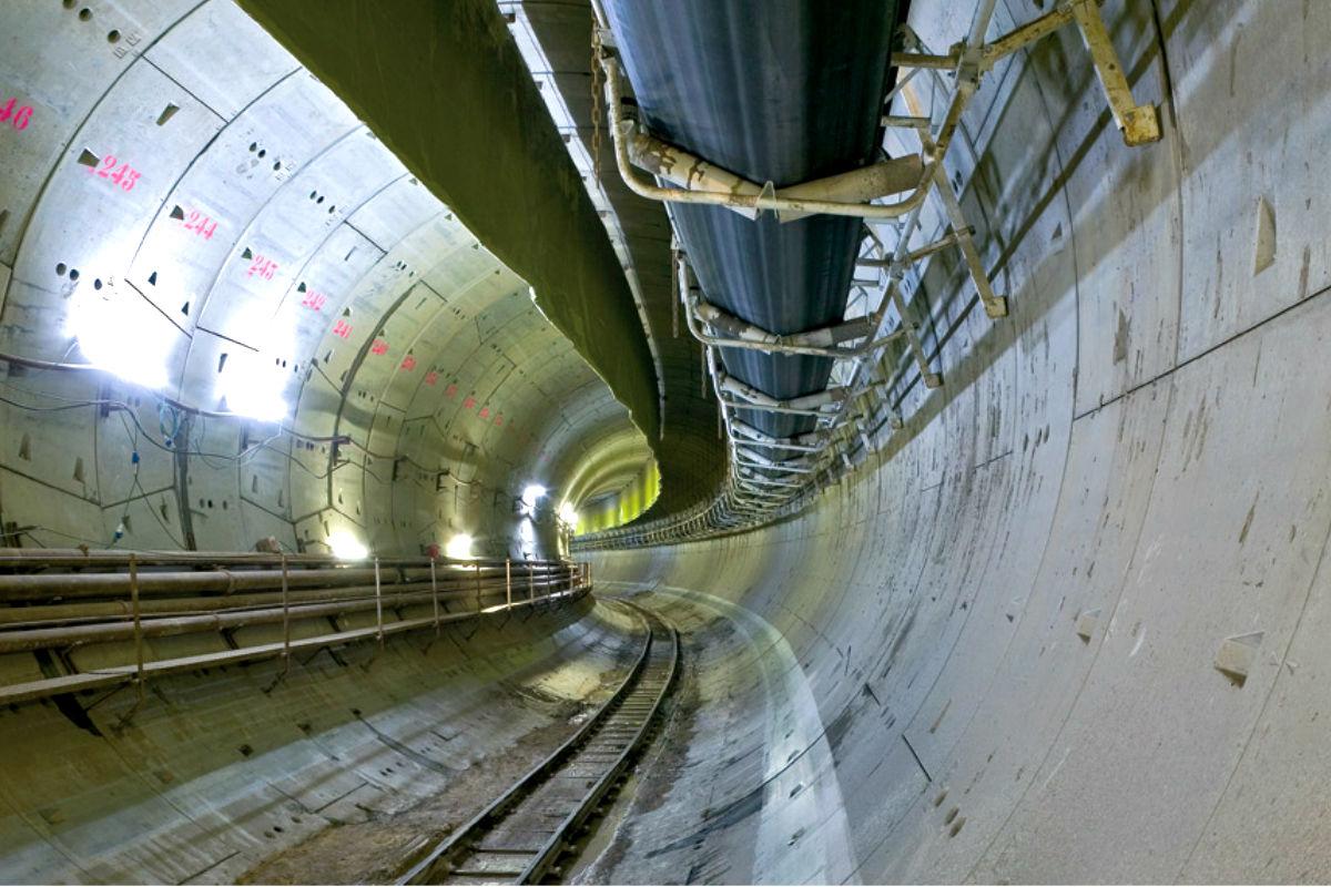 Obra de la línea 9 del Metro de Barcelona, ejecutada por Copisa y adjudicada por el director general de Infraestructuras de la Generalitat, Josep Antoni Rosell, detenido el pasado jueves por la Guardia Civil