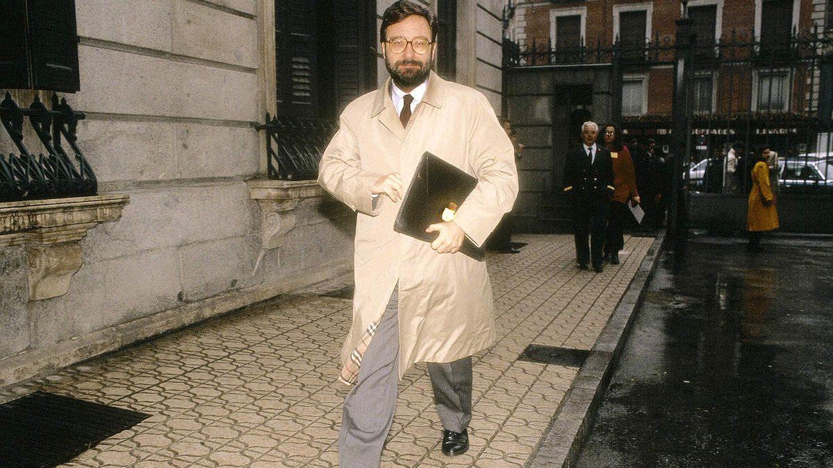 Narcis Serra fue presidente de Caixa Catalunya cinco años. (Foto: GETTY)