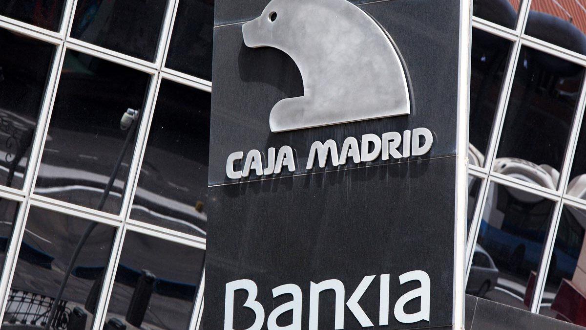 Oficinas de Bankia (Foto: Getty)
