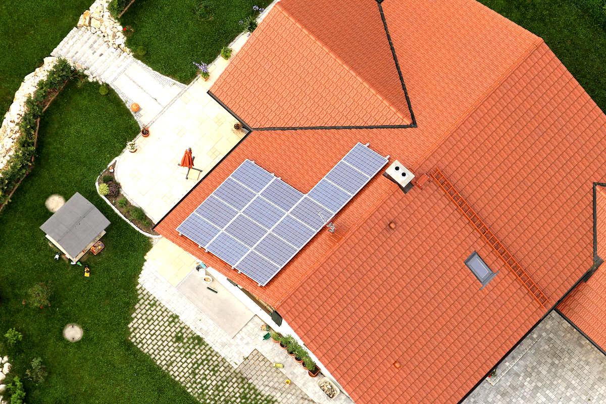 Sólo las viviendas unifamiliares podrán desconectarse completamente de la red de suministro eléctrico. (Foto: GETTY)