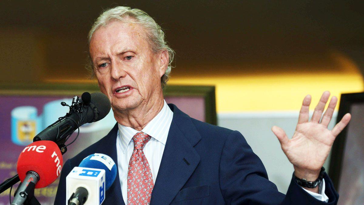 Pedro Morenés, ministro de Defnsa, dio explicaciones sobre las desapariciones (Foto: EFE)