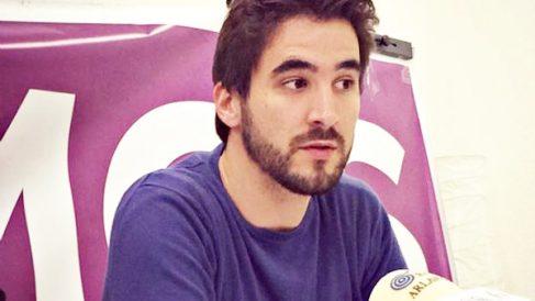 Pedro Palacio en una reciente imagen.
