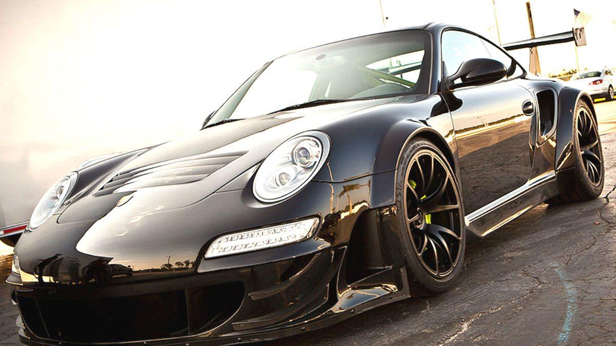 El modelo Porsche 911 S RSR, similar al que forma parte de la colección de Jordi Pujol Ferrusola