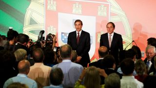La coalición de Passos Coelho fue el partido más votado en Portugal (Foto: Getty)