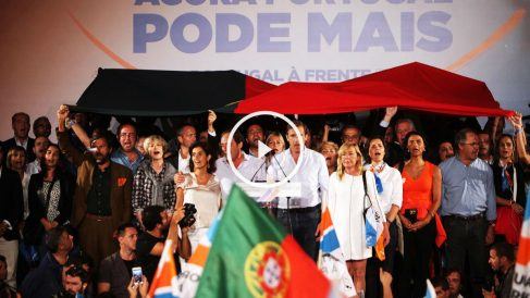 Passos Coelho ha ganado las elecciones en Portugal (Foto: Getty)