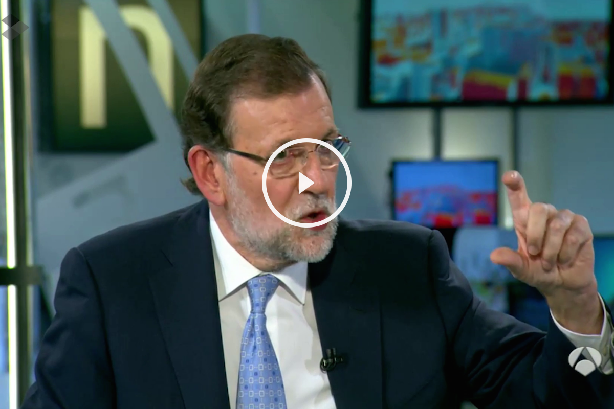 Mariano Rajoy desveló la fecha de las próximas elecciones generales