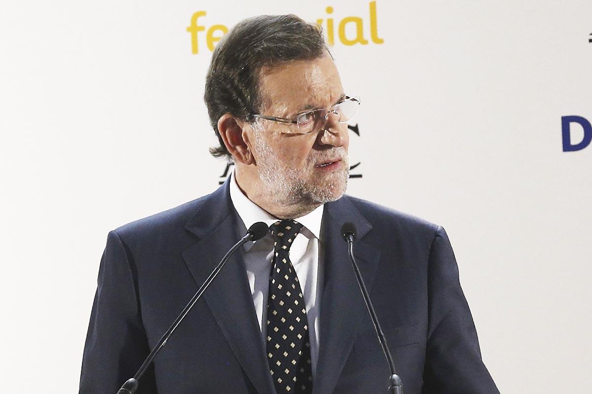Mariano Rajoy en el Foro ABC-Deloitte. (Foto: EFE)