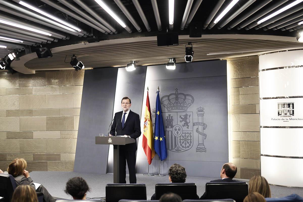 Mariano Rajoy, presidente del Gobierno (Foto: Getty)