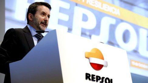 El consejero delegado de Repsol, Josu Jon Imaz (Foto: EFE).