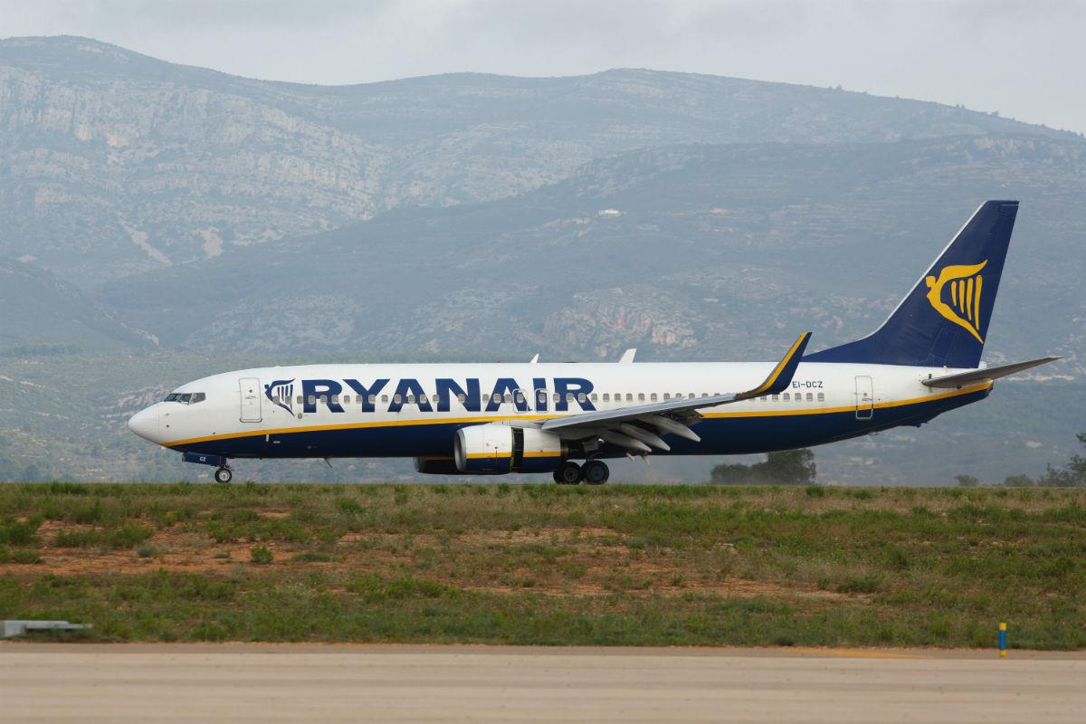 Las low cost Ryanair, EasyJet y Vueling acapararon el 33,2% de los pasajeros que volaron en alguna compañía de bajo coste en septiembre (Foto: GETTY).
