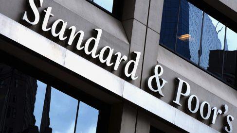 Fachada de un edificio de Standard & Poors. (Foto: Getty)