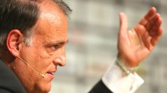 Javier Tebas, otro que raja de la FIFA