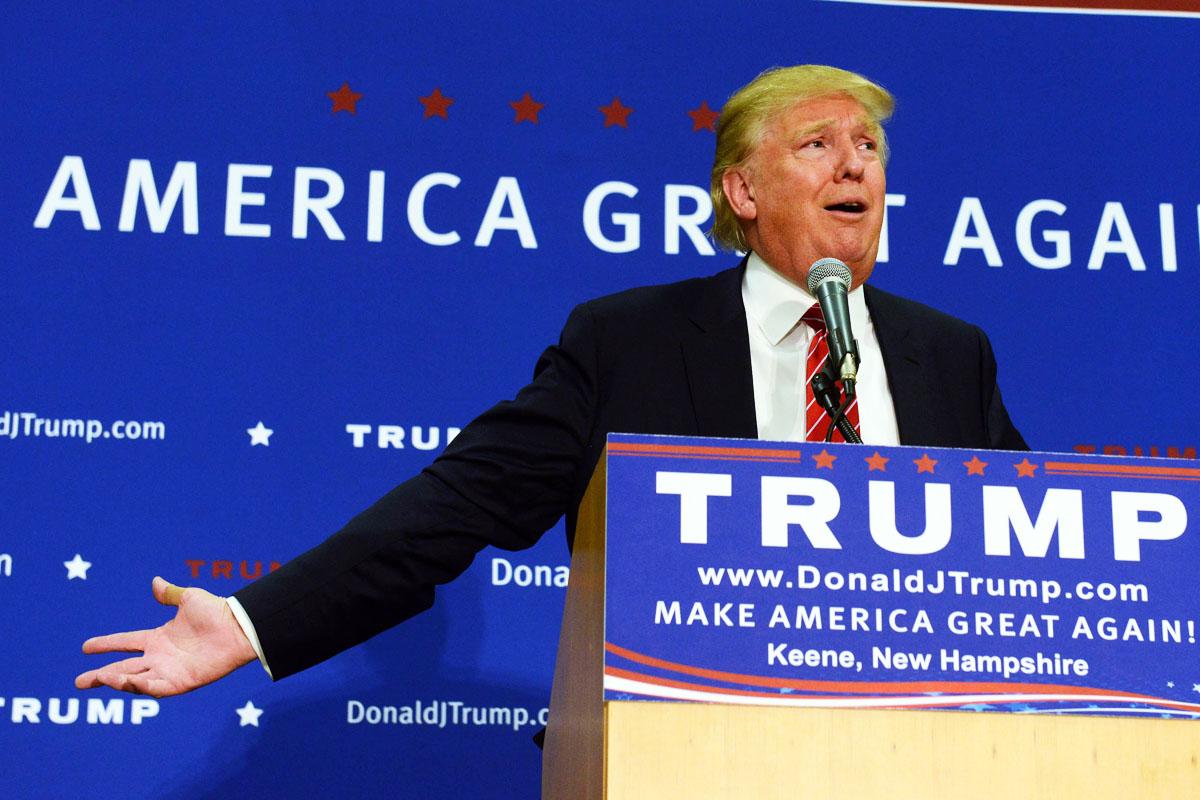Donald Trump se ha convertido en el «aliado» más inesperado de Al Assad (Foto: Getty)