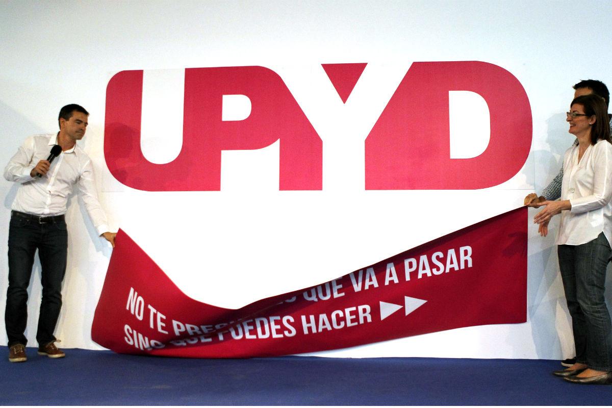 Herzog en la presentación del nuevo logotipo (Foto: Efe)