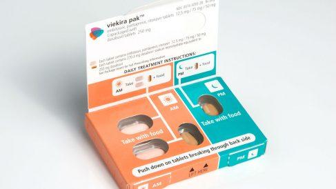 Viekira Pak es uno de los fármacos sobre los que advierte la FDA.