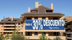 Viviendas nuevas en venta en una promoción en Madrid. (Foto: EFE)