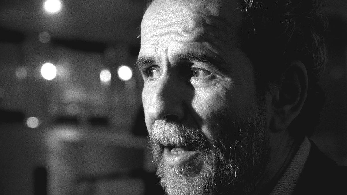 El actor Willy Toledo durante una entrevista. (Foto: Getty)