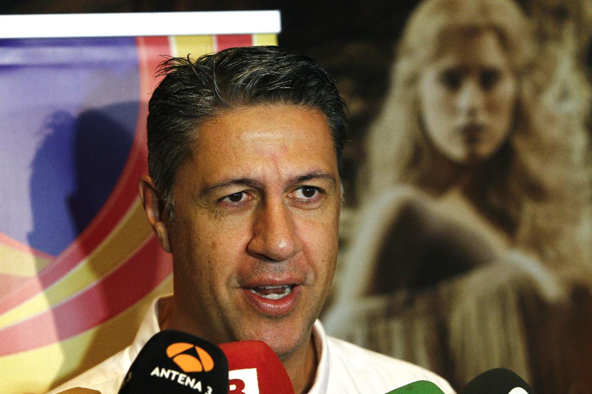 García Albiol, líder del PP en el Parlament