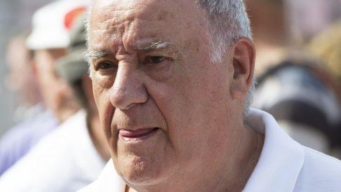 Amancio Ortega, fundador de Inditex y de Pontegadea. (Foto: Getty)