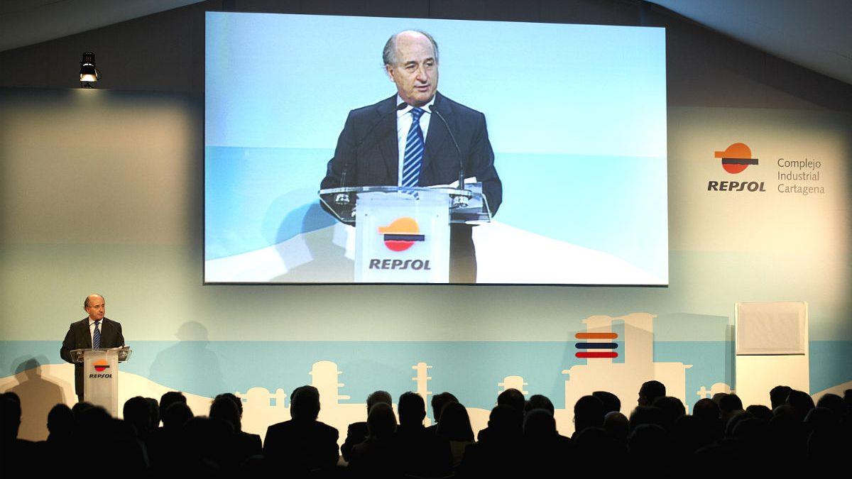El presidente de Repsol, Antonio Brufau (Foto: GUETTY).