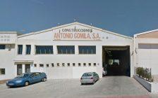 Nave industrial de Antonio Gomila SA