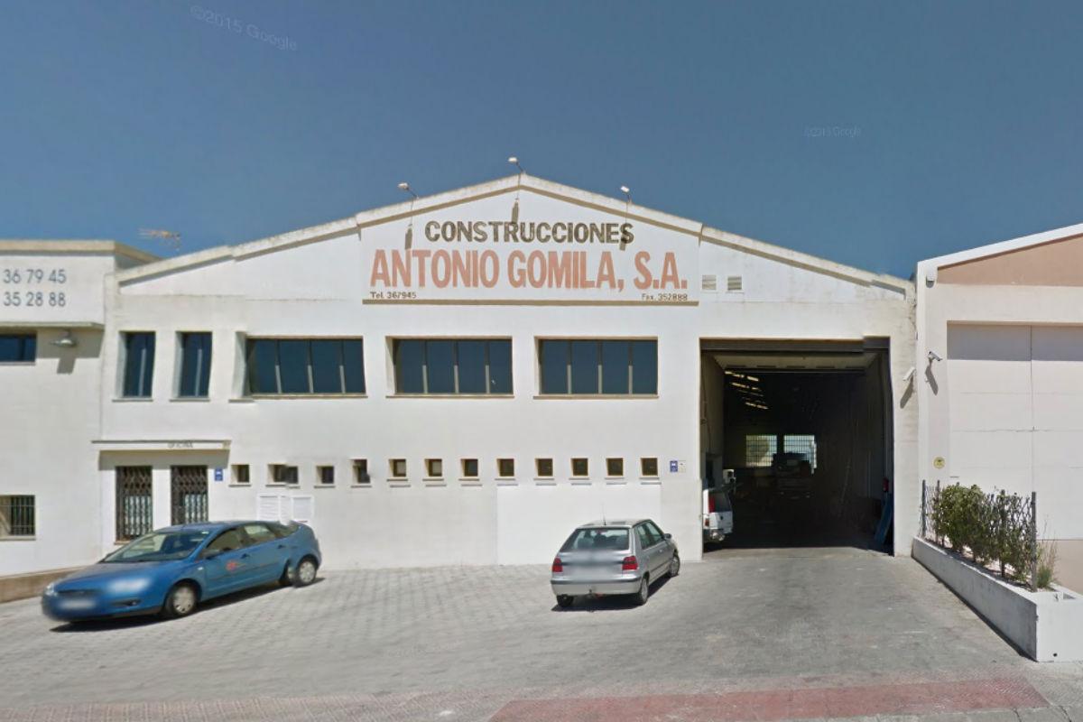 Nave industrial de Antonio Gomila SA (Foto: GOOGLE STREET VIEW)