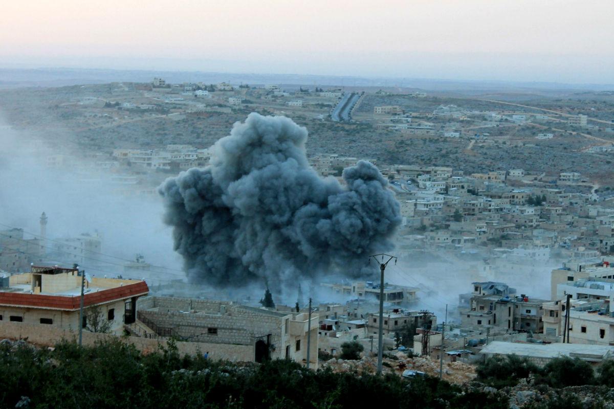 Sólo en la última semana se han realizado 394 misiones contra los terroristas. (Foto: Getty)