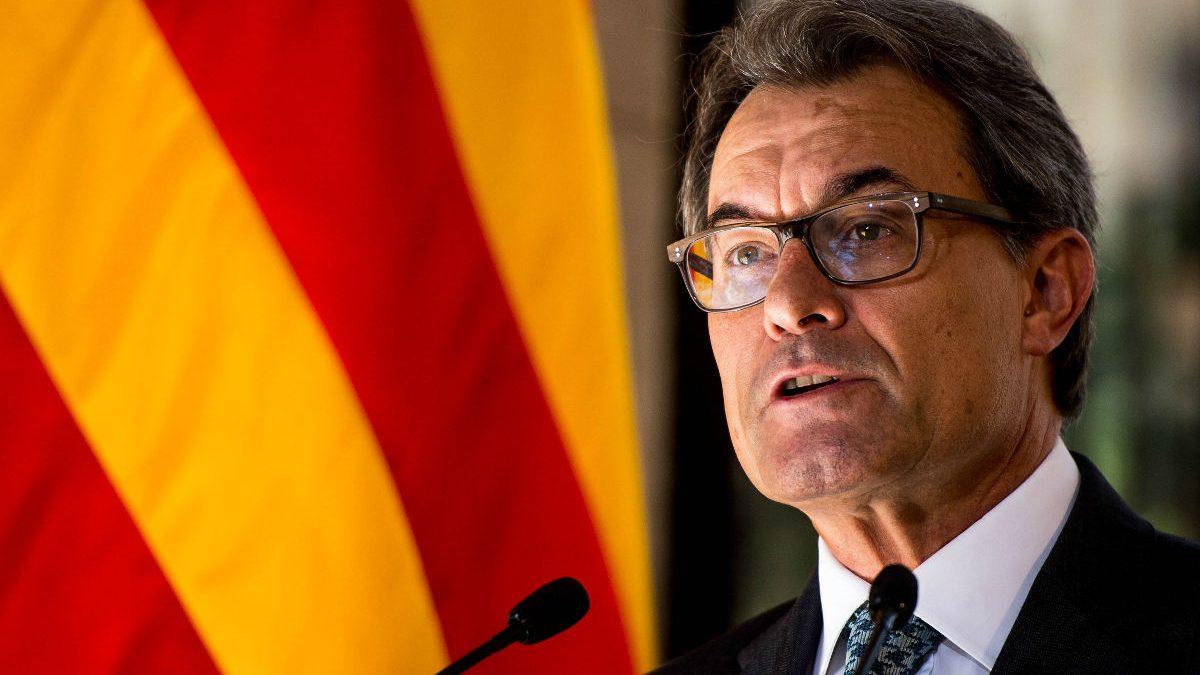 Artur Mas. (Foto: Getty)