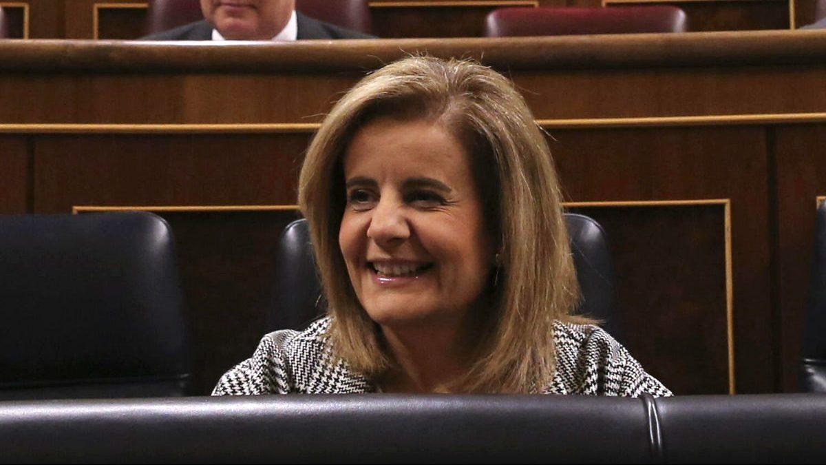 Fátima Báñez. (Foto: EFE)
