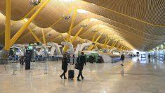 Terminal T4 del aeropuerto Adolfo Suárez Madrid-Barajas. (Foto: EFE)