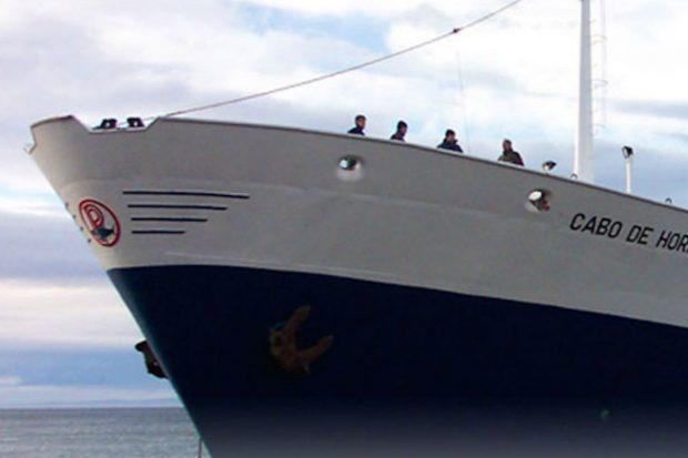 Barco de Pescanova