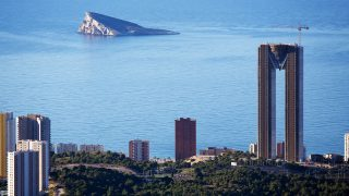 Estampa de Benidorm (Foto: Getty)
