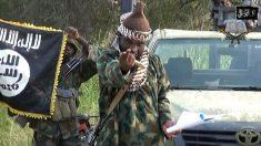Imagen de una de las grabaciones de Boko Haram.